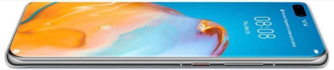 Huawei P40 Pro Seite