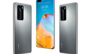 Huawei P40 Pro Silber