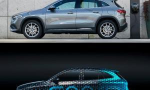 Mercedes Benz Gla Eqa