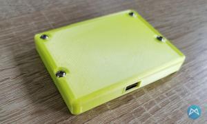 Mini Sata Typ C Version 3 Versenkte Schrauben