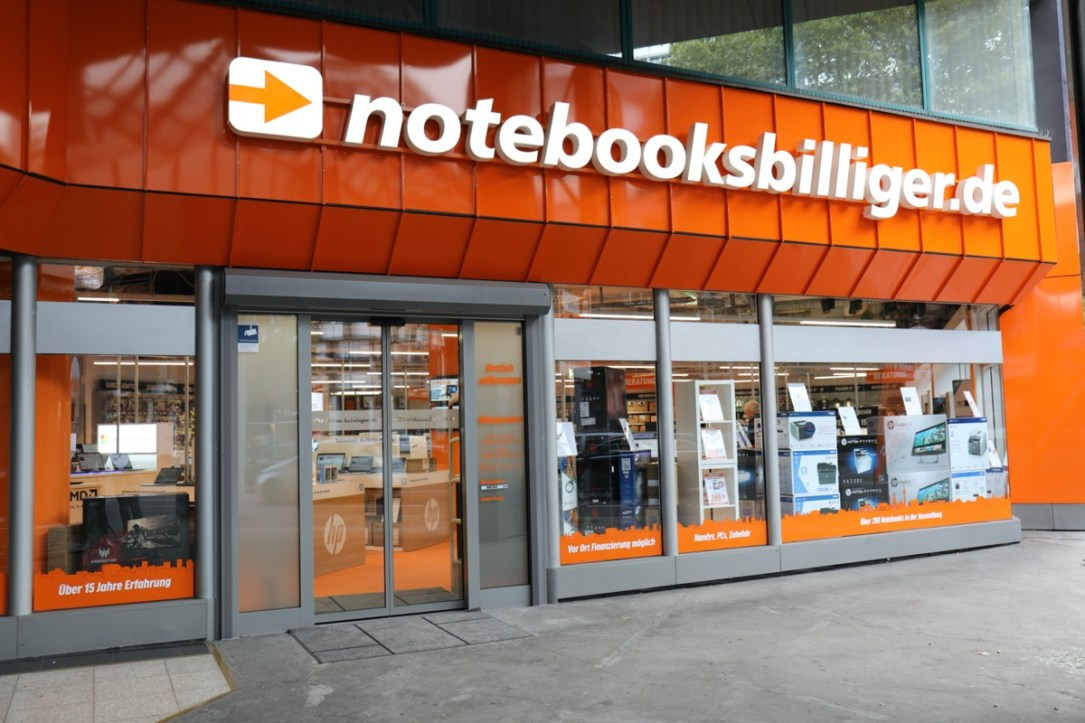 Notebooksbilliger Store