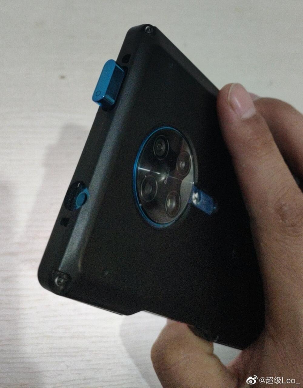 Redmi K30 Pro Leak Back