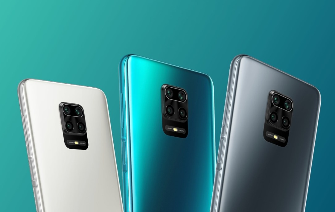 Redmi Note 9s Header