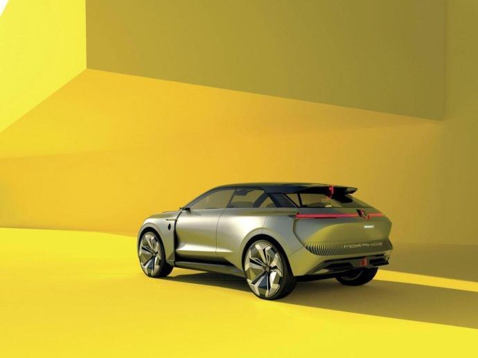 Renault Morphoz Back