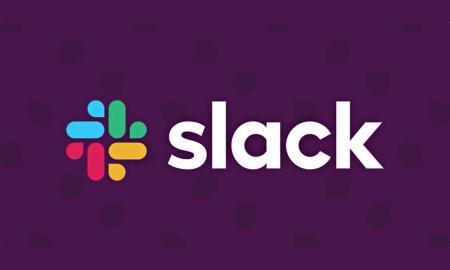 Slack Logo Header