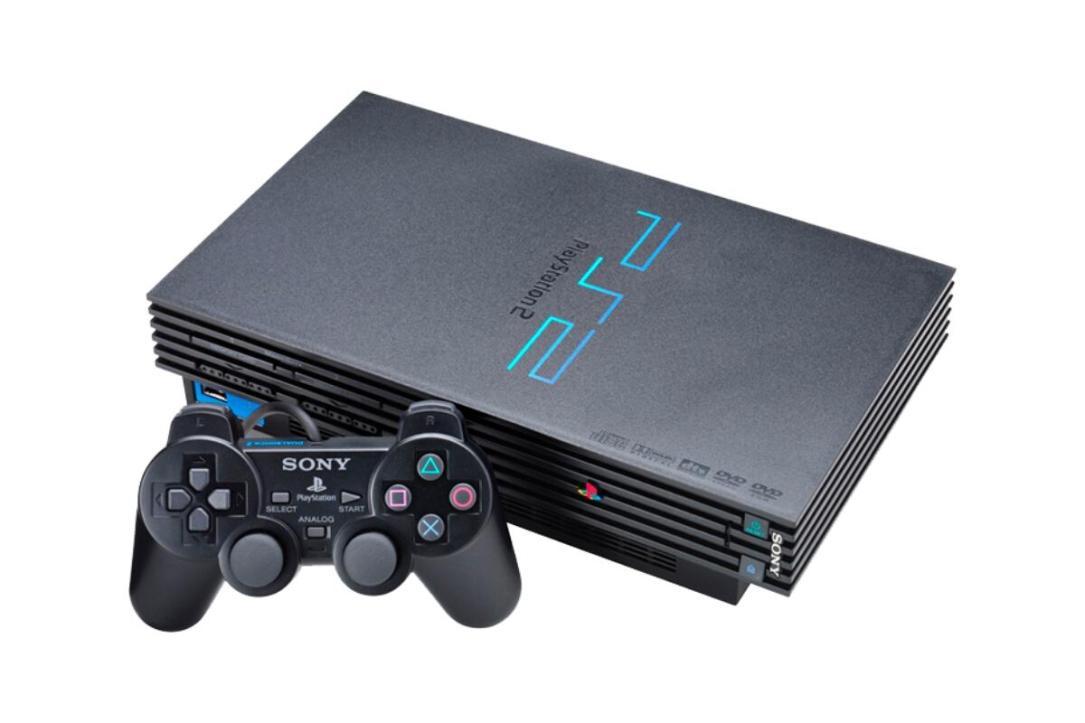 Sony Playstation 2 Header