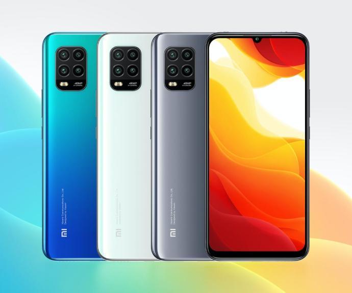 Xiaomi Mi 10 Lite Farben