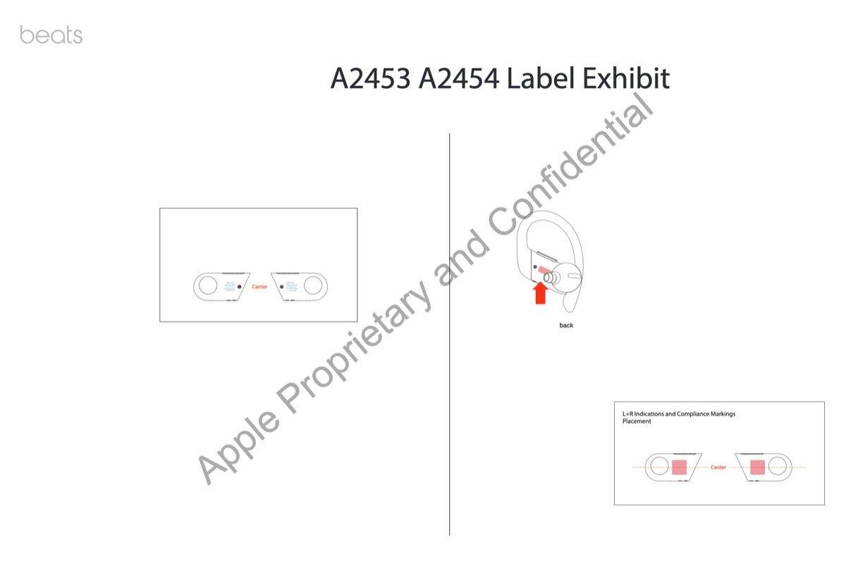 Apple Powerbeats Pro 2 Fcc