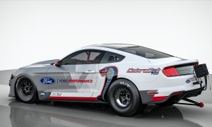 All Electric Mustang Cobra Jet 1400