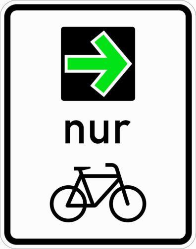 Gruenpfeil Radverkehr