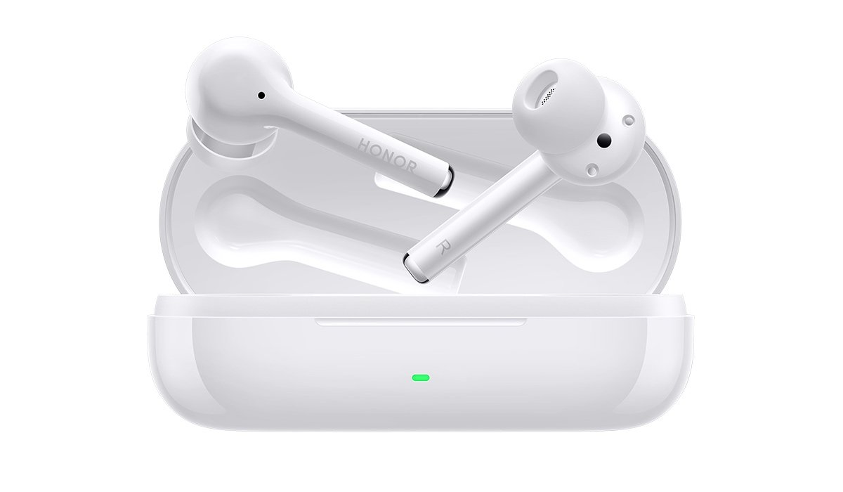 Honor Magic Earbuds Pearl White 05