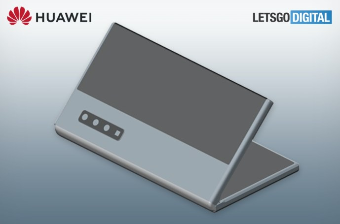 Huawei Mate X2 Patent Header