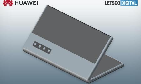 Huawei Mate X2 Patent Header