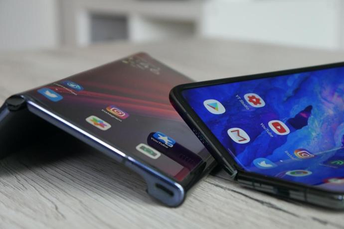 Huawei Mate Xs Samsung Galaxy Fold Test8