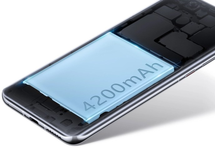Huawei P40 Pro Akku