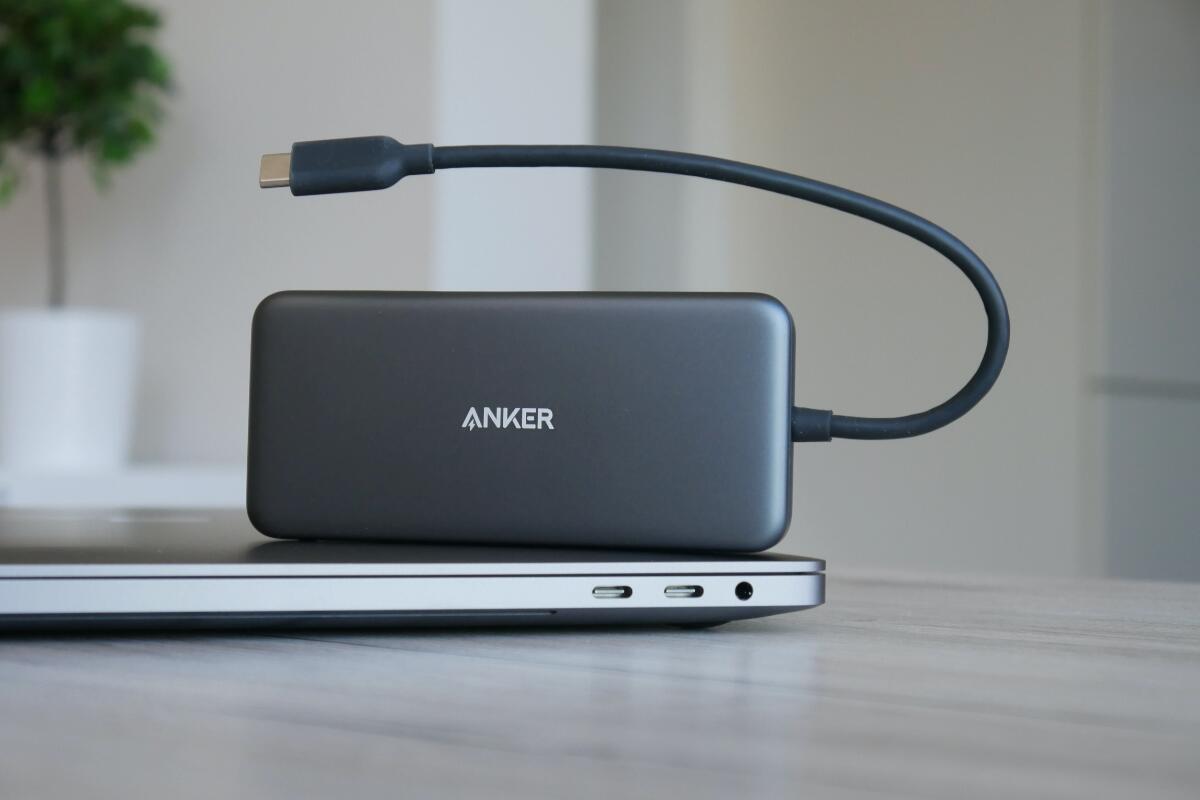 Macbook Pro Anker