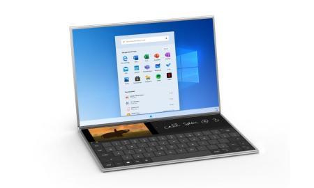 Microsoft Surface Neo Windows 10x Header