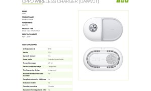 Oppo Wireless Charger Wpc