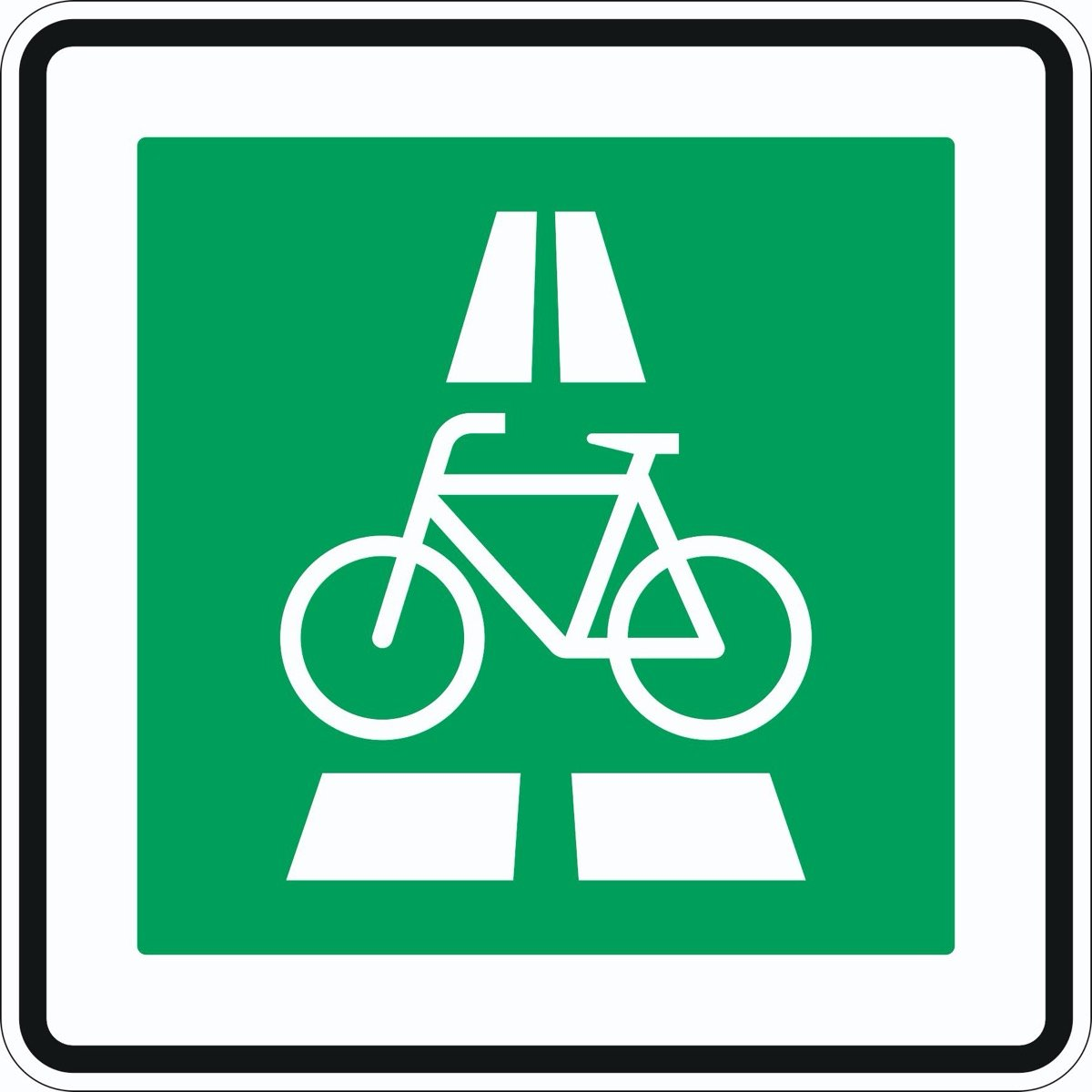 Radschnellwege Beginn