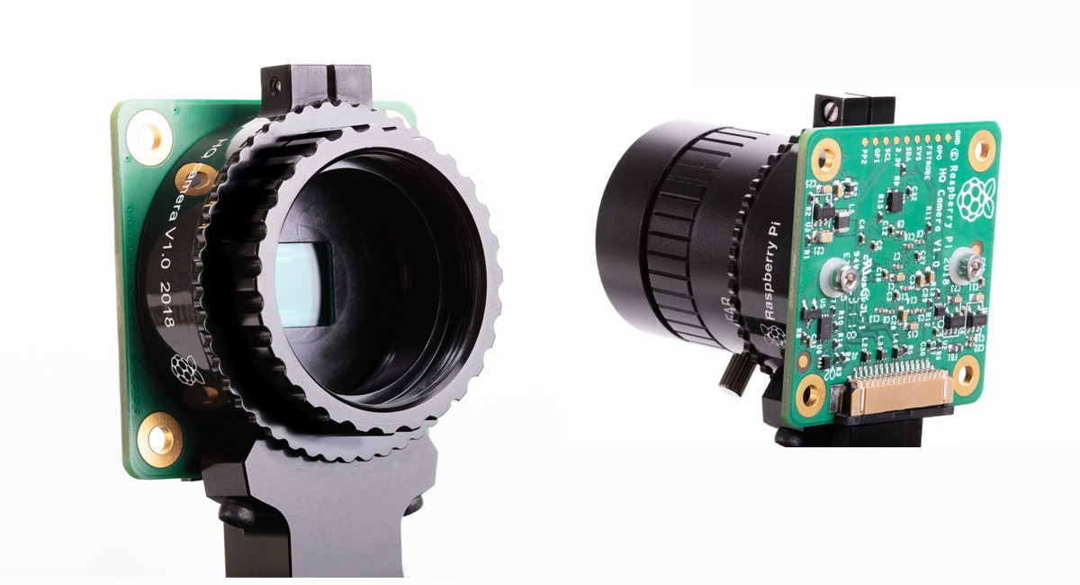 Raspberry Pi High Quality Camera 12 Megapixel