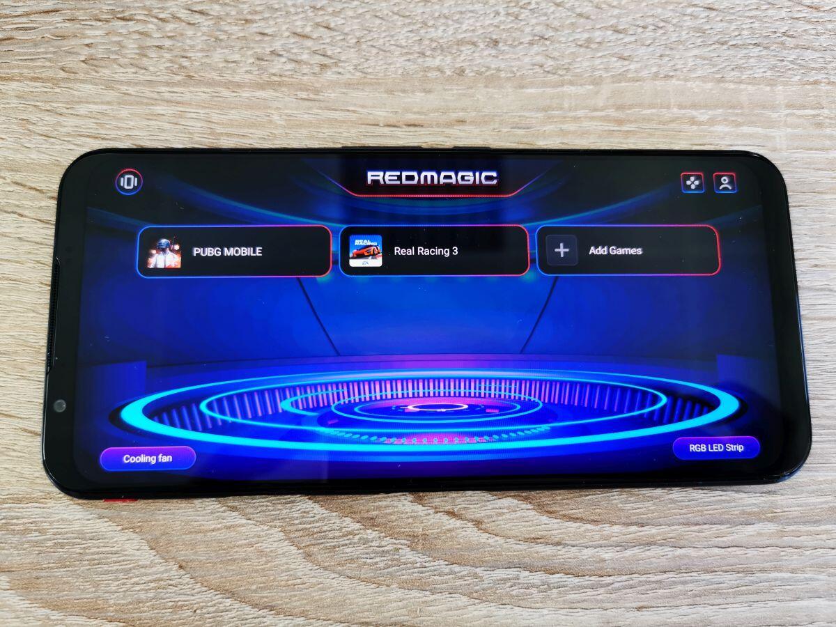 Redmagic 5g Gaming Center