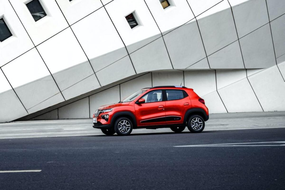 Renault Kze China