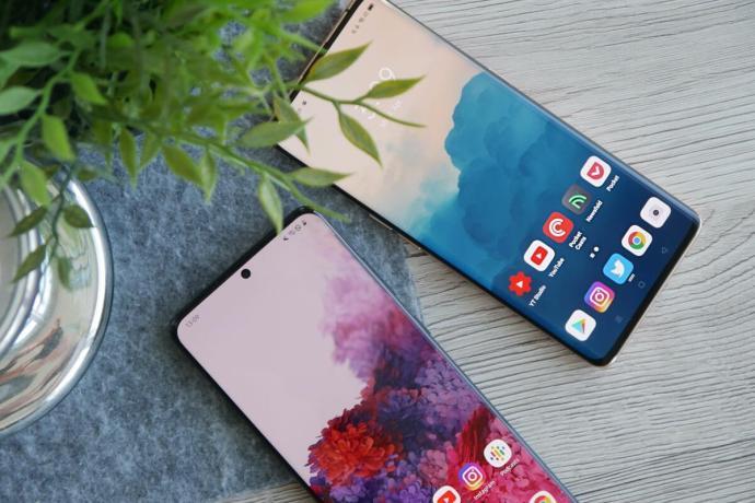 Samsung Galaxy S20 Ultra Oppo Find X2 Pro Test7