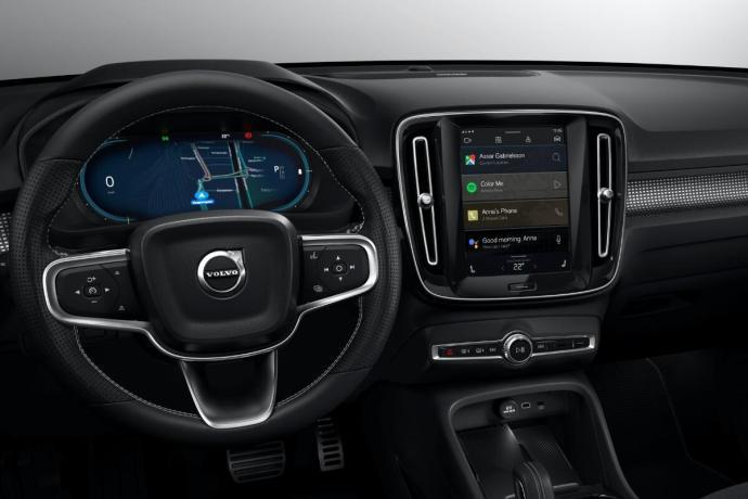 Volvo Android Auto
