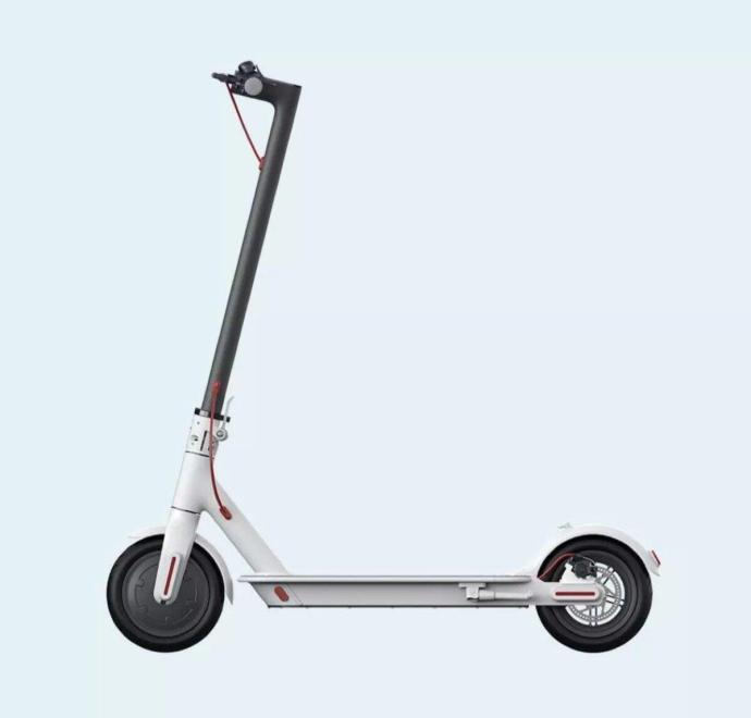 Xiaomi Mi Scooter 1s Weiss