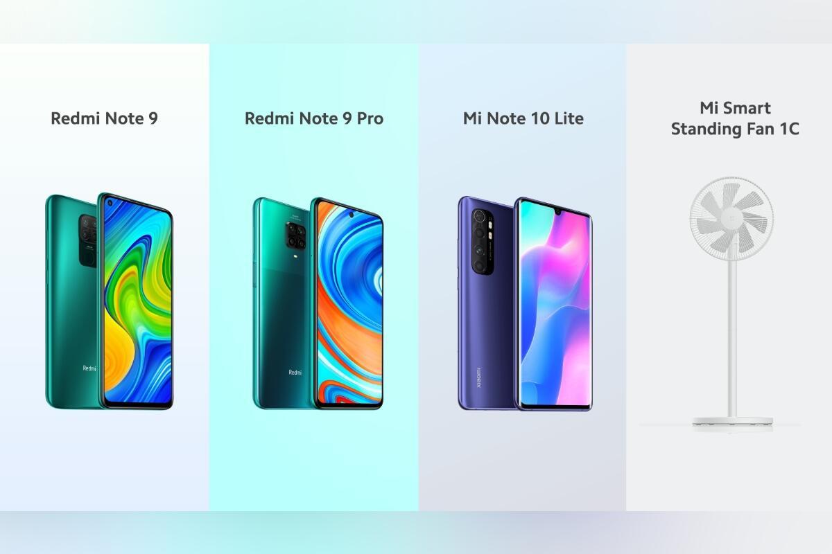 Xiaomi Produkte Neu 2020