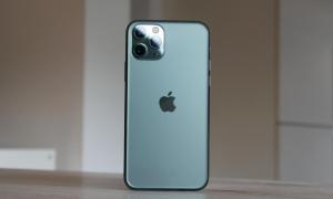 Apple Iphone 11 Pro Back Header