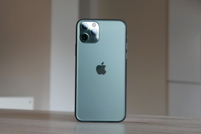 Apple Iphone 11 Pro Back Header