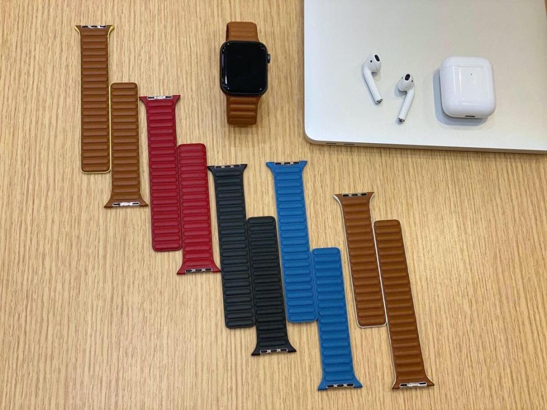 Apple Watch Leder Armband 2020