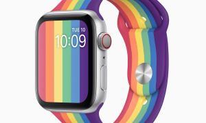 Apple Watch Pride 2020