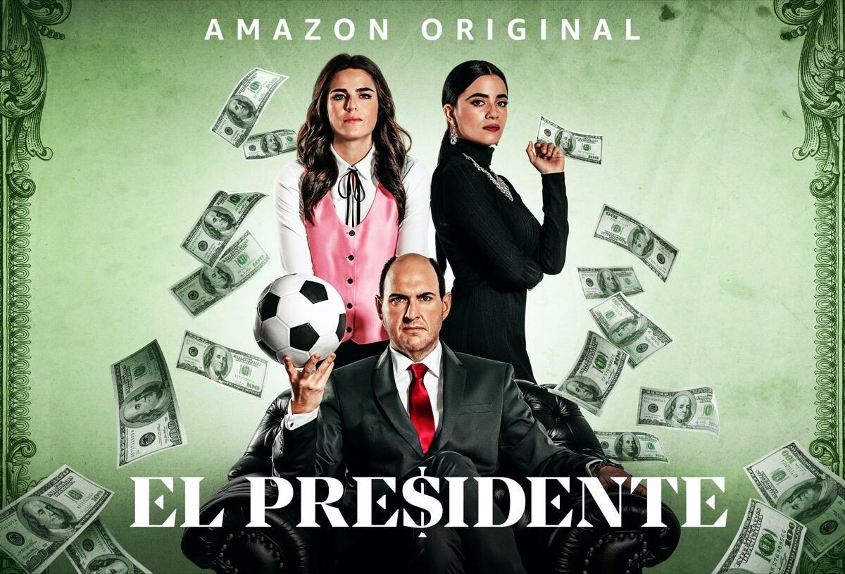 El Presidente Amazon