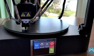 Flsun Qq S Delta 3d Drucker Leveling