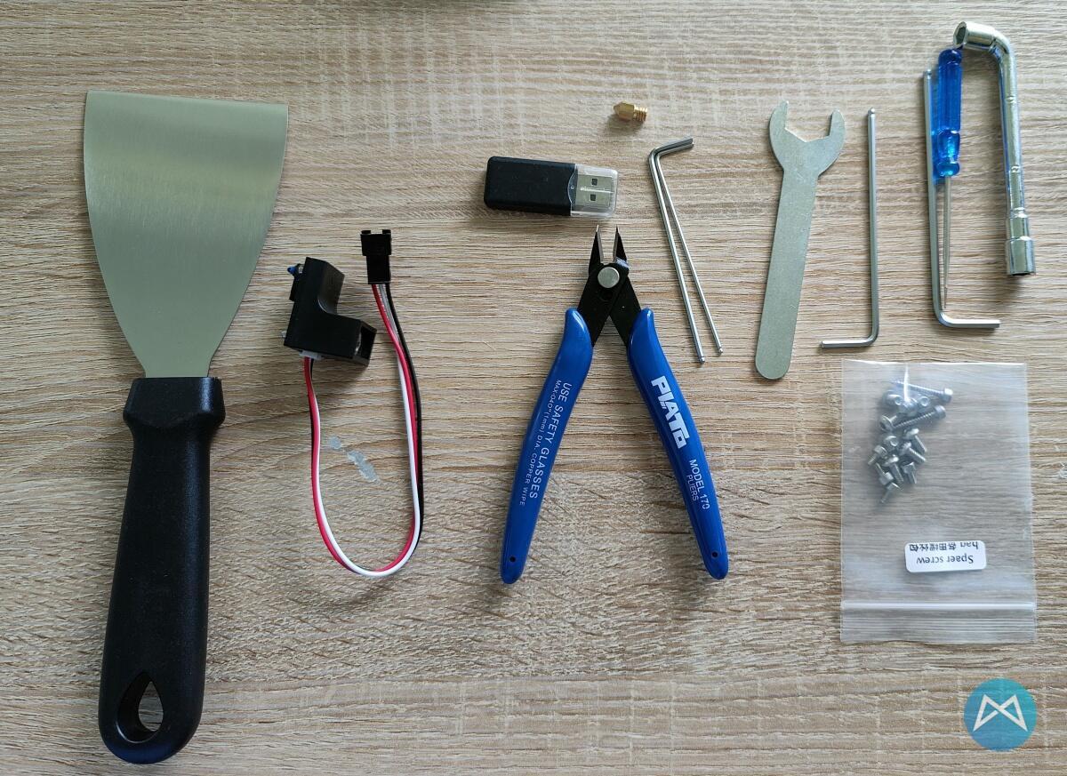 Flsun Qq S Delta 3d Drucker Werkzeug