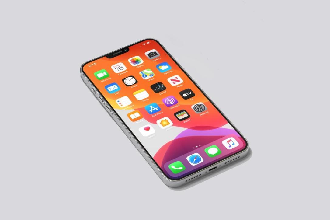 Iphone 12 Pro Mockup Header Display