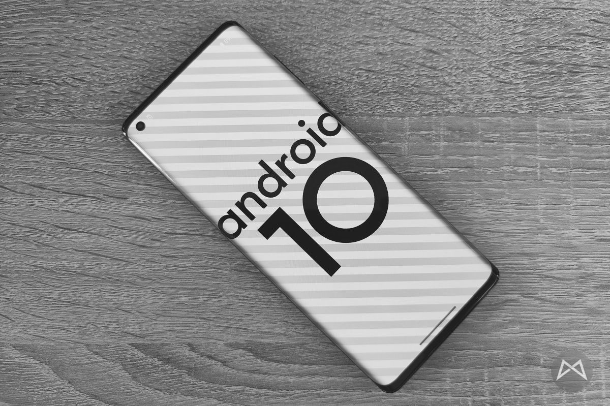 Motorola Edge Android 10