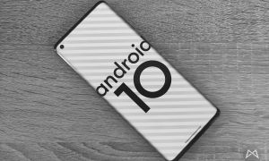 Motorola Edge Android 10