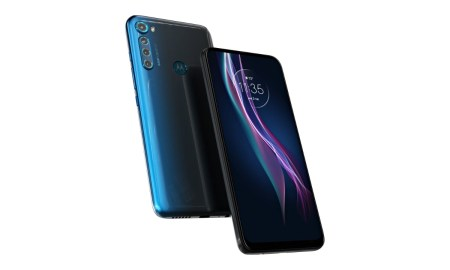 Motorola One Fusion Leak