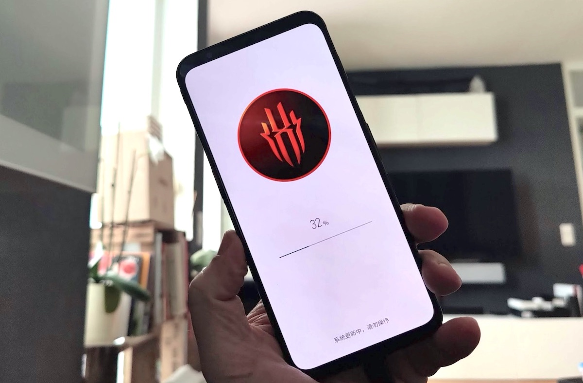 Nubia Redmagic 5g Firmware Update