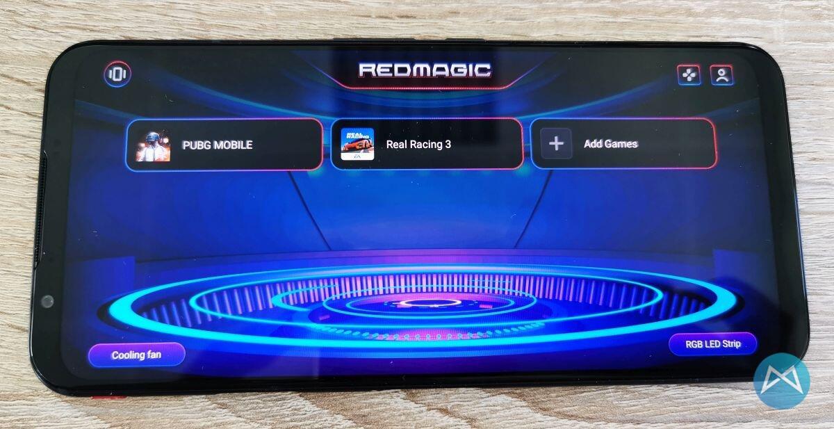 Nubia Redmagic 5g Gaming Center
