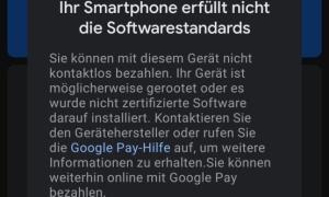Nubia Redmagic 5g Kein Google Pay