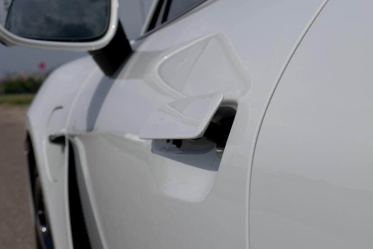 Porsche Taycan Turbo S Griffe