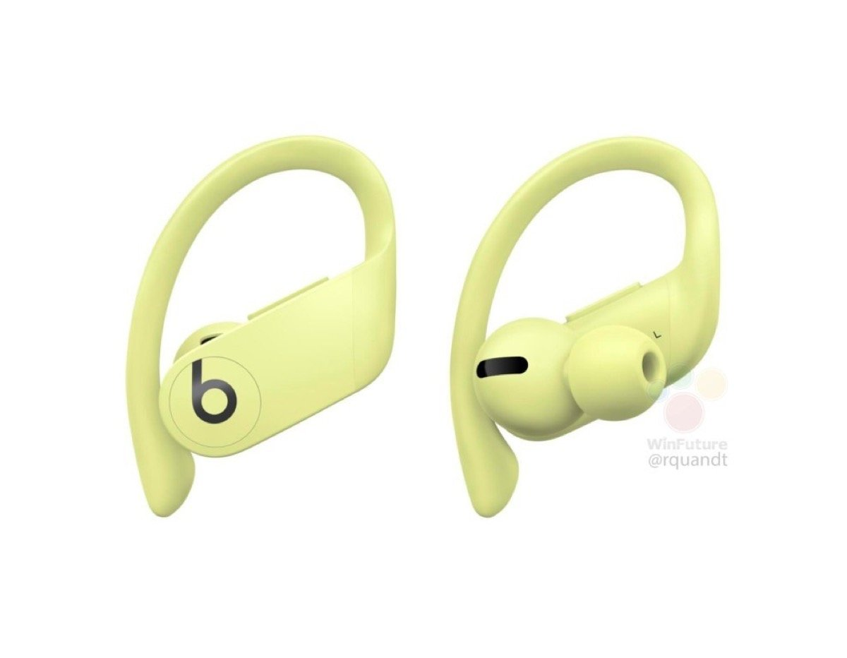 Powerbeats Pro Sommer 2020 Farbe4