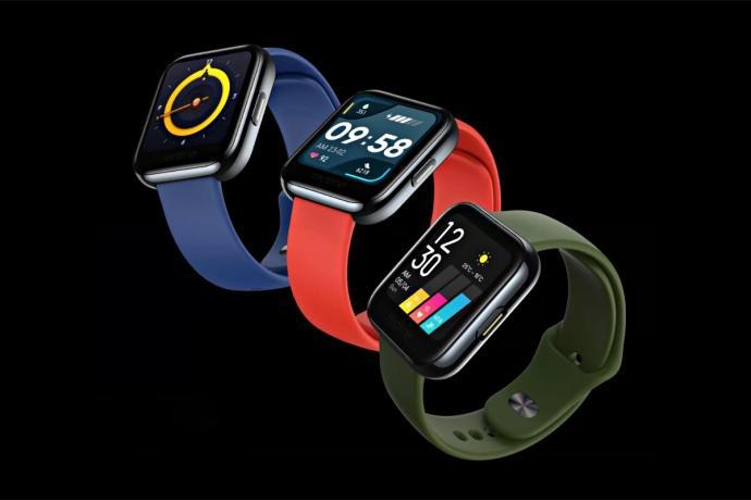 Realme Watch Header