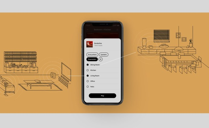 Sonos App Neu