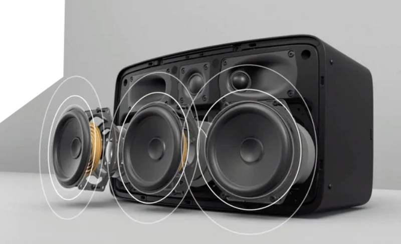 Sonos Five Bass