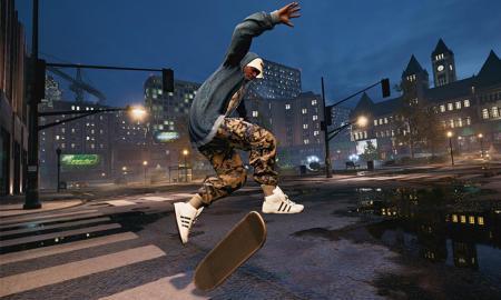 Tony Hawk Pro Skater Header